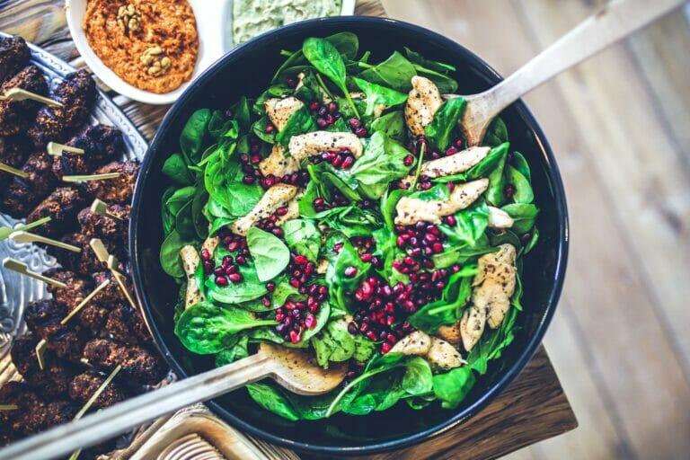 Gesundes Kantinenessen als verhältnisorientierte Maßnahme für BGM BGF