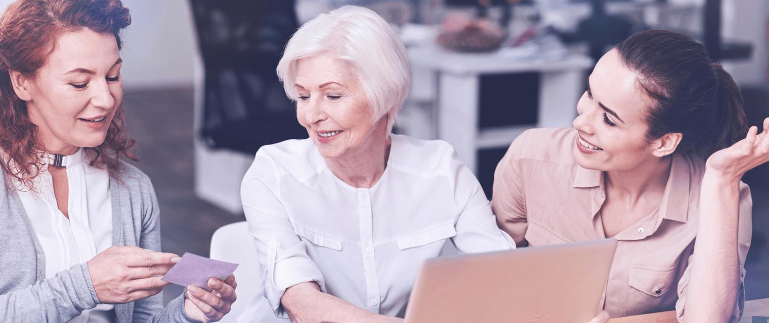 Ältere Mitarbeiter motivieren und fit halten: BKK Gesundheitsreport zur Generation 50+