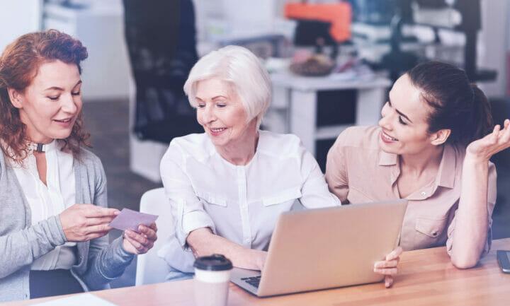 Steigende Anzahl älterer Mitarbeiter besser eingliedern
