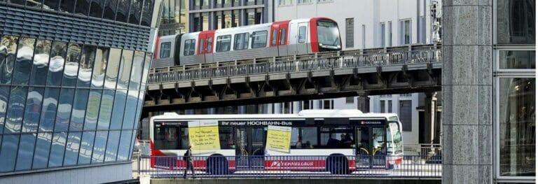 Praxisbeispiel Hamburger Hochbahn