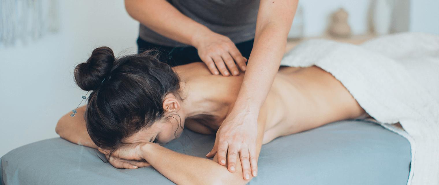 Wie stelle ich eine Massage bei machtfit ein?