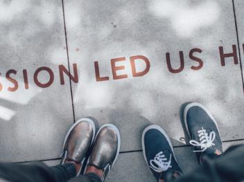 Über die Anfänge von machtfit: mit Überzeugung und Begeisterung zum Erfolg
