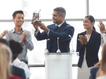 Herzlichen Glückwunsch an die swb AG zum HR Energy Award