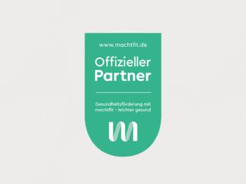 Partner Siegel – leichter gesund mit machtfit